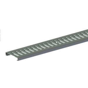 Grate, Perforated, Class A, Galvanized Steel