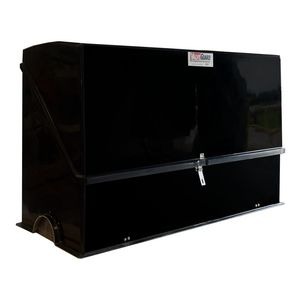 Unheated, Uninsulated Enclosure, EZ Box, Access Door, Fiberglass