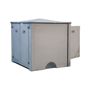 Heated, Insulated Enclosure, Designer Series, Vented, Fiberglass