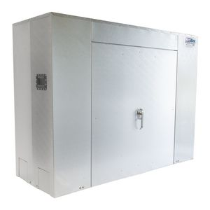 Heated, Insulated Enclosure, Sectional, Hot Box, Aluminum