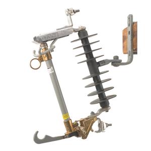 15 kV, 110 kV BIL, Type C Linkbreak Polymer Cutout w/100A 10kAIC fuseholder