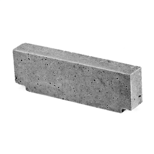 Channel Adapter, Male, 600 Series, Polymer Concrete