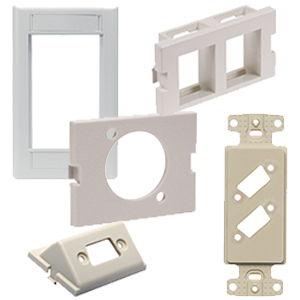 AV Modules Frames & Plates