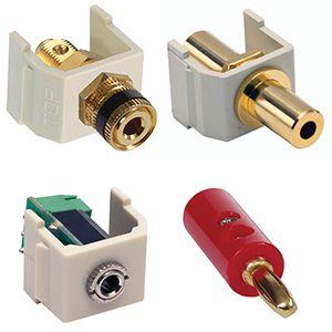 Audio Keystone Connections