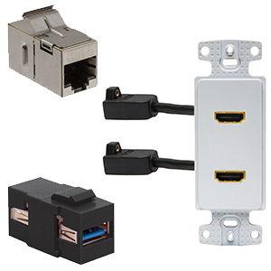 Digital AV Keystone Connections