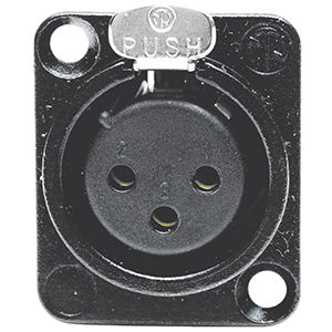 Pro-Audio D-Style Connections