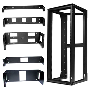 Wall Mount Brackets and Frames