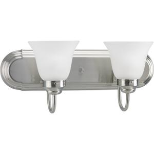 Two-Light Bath Bracket
