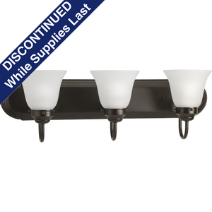 Three-Light Bath Bracket