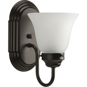 One-Light CFL Bath Bracket