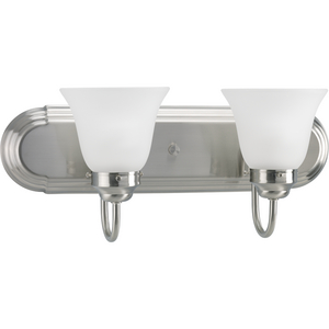 Two-Light CFL Bath Bracket