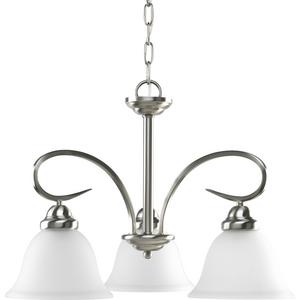 Three-Light Chandelier
