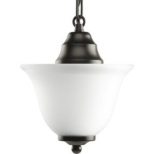 One-light CFL foyer
