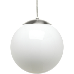 One-light CFL globe