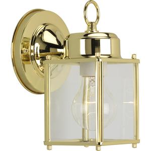 One-Light Small Wall Lantern