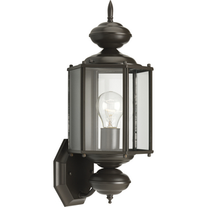 One-Light Large Wall Lantern