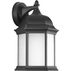 One-Light CFL Wall Lantern