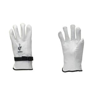 CHANCE® Glove Protector 10IN Goatskin Nylon Strap, Size 10-10H