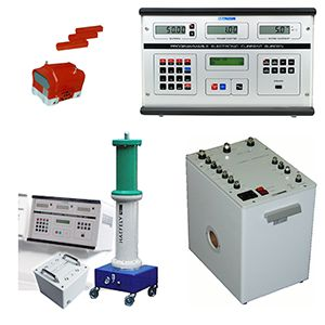 Instrument Transformer Test Equipment