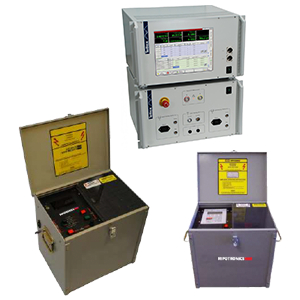 Liquid Dielectric Test Equipment