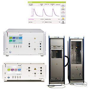 Surge Combination Wave Test Systems