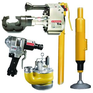 Low Pressure Hydraulic Tools and Accessories