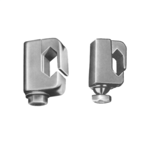 Connector, Vise-Type