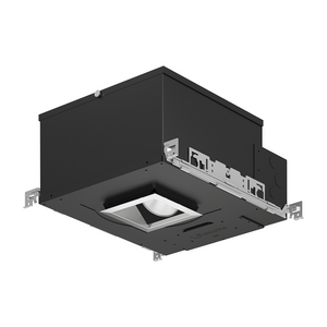 "LITEISTRY™ 4"" Square Adjustable w/PowerHUBB™"