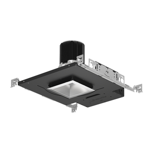 "LITEISTRY™ 4"" Square Downlight w/PowerHUBB™"