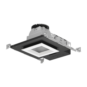 "LITEISTRY™ 6"" Square Shower Downlight"