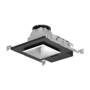 "LITEISTRY™ 6"" Square Downlight w/PowerHUBB™"