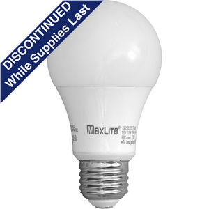 10W A19 Frosted LED Light Bulb