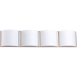 Arch Collection Four-Light LED Bath & Vanity