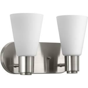 Logic Collection Two-Light Bath & Vanity