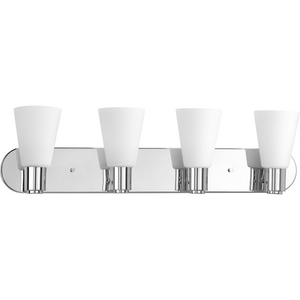 Logic Collection Four-Light Bath & Vanity