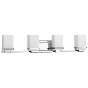 Metric Collection Four-Light Bath & Vanity