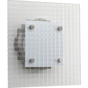 "Beyond Collection One-Light 12"" LED Square Ceiling/Wall Mount"