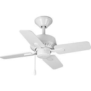 "Drift Collection 32"" Four-Blade Ceiling Fan"