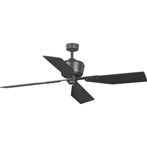 "Chapin Collection 54"" Four-Blade Graphite Ceiling Fan"