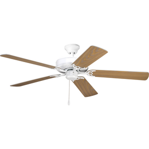 """AirPro Collection Builder 52"""" 5-Blade Ceiling Fan"""