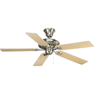 """AirPro Collection Signature 52"""" Five-Blade Ceiling Fan"""