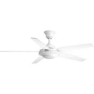 """Signature Plus II Collection 54"""" LED Five Blade Fan"""