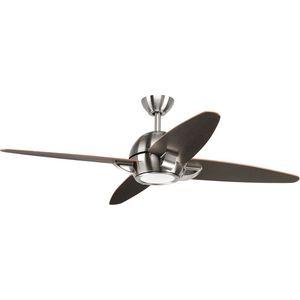 """Soar Collection 54"""" 4 Blade Fan w/ LED Light"""