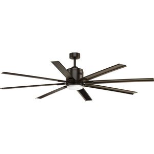 "Vast Collection 72"" 18W LED Eight Blade Fan"