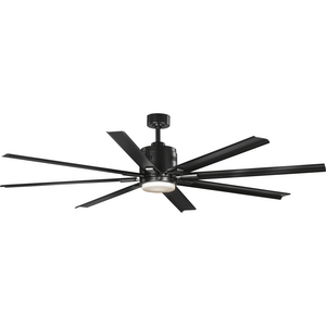 "Vast Collection 72"" 18W LED Eight- Blade Fan"