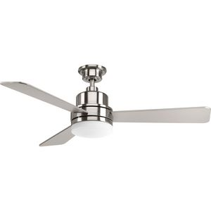 "Trevina Collection LED 52"" 3-Blade Fan"