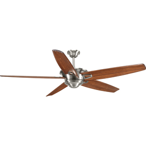 """Caleb Collection 68"""" Five- Blade Ceiling Fan"""