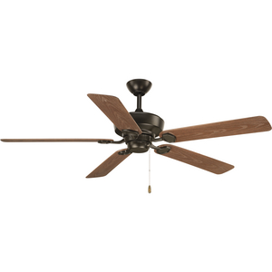 "Lakehurst Collection 60"" Indoor/Outdoor Five-Blade Ceiling Fan"