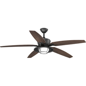 "Montague Collection 60"" Indoor/Outdoor Five-Blade Ceiling Fan"
