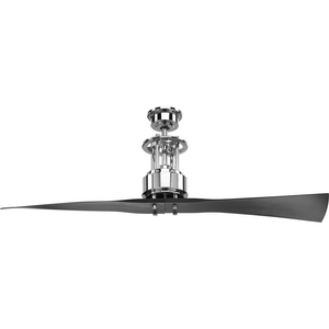 "Spades Collection 56"" Two Blade Ceiling Fan"